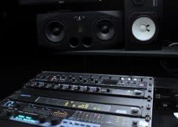A77x + digital converters produzione audio