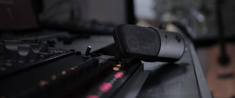 Top Quality Mics produzione audio