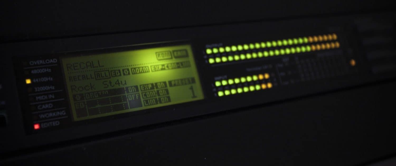 Finalizer produzione audio
